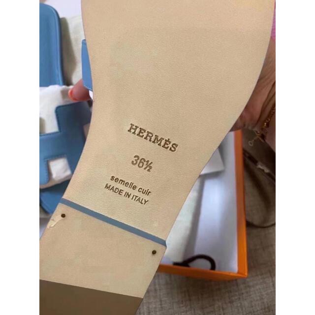 Hermes(エルメス)のHERMES エルメス サンダル レディースの靴/シューズ(サンダル)の商品写真