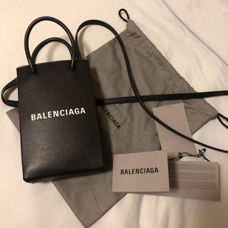 Balenciaga - バレンシアガ  ショッピングフォンホルダーバック