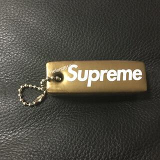 シュプリーム(Supreme)のSUPREME シュプリームPuffy Keychain パフィーキーチェーン金(キーホルダー)