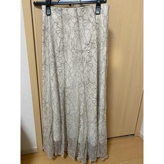 PROPORTION BODY DRESSING - プロポーション レーススカート