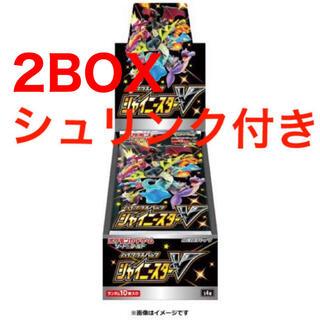 ポケモン(ポケモン)のシャイニースターV BOX 未開封(Box/デッキ/パック)