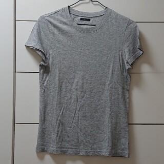 セオリー(theory)の新品☆theoryグレーTシャツ(Tシャツ(半袖/袖なし))