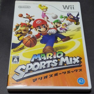 任天堂 - MARIO SPORTS MIX(マリオスポーツミックス) Wii