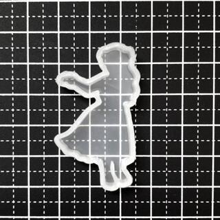 新品 【フラガール B 】シリコンモールド ⭐️ ハワイアン フラダンス