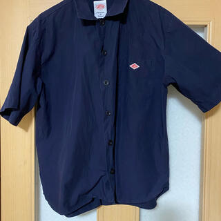 DANTON - ダントン メンズシャツ(40)