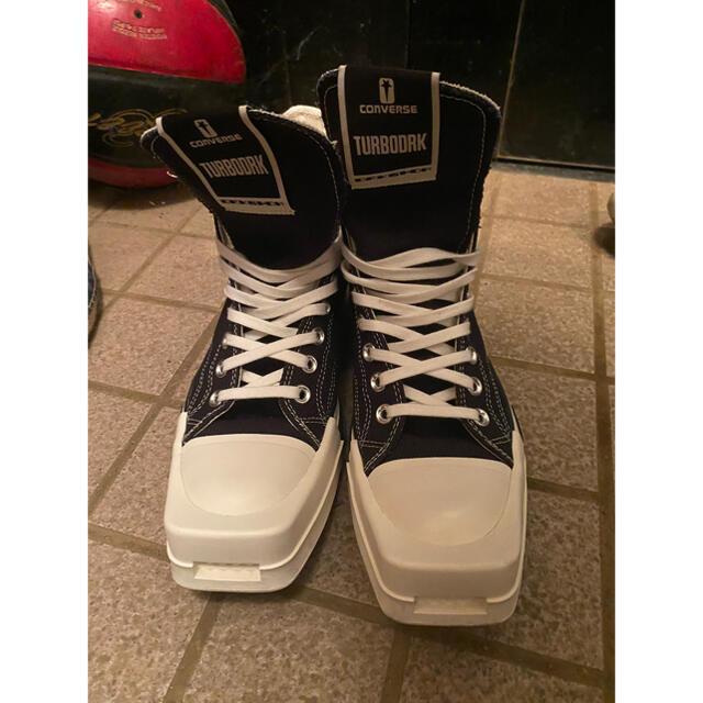 Rick Owens(リックオウエンス)のRick Owens converse chuck Taylor  メンズの靴/シューズ(スニーカー)の商品写真