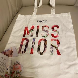 Dior - DIORのエコバッグと香水サンプル