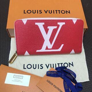 LOUIS VUITTON - 未使用☆ルイヴィトン長財布ジッピーウォレット ジャイアント