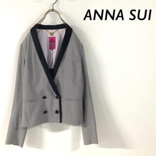 DOLLY GIRL BY ANNA SUI - 美品 DOLLY GIRL ANNA SUI アナスイ ストライプ ジャケット