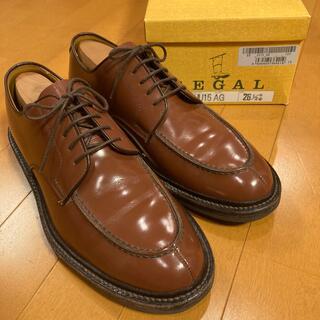 REGAL - REGAL リーガル Uチップ ビジネスシューズ 革靴 26.5cm