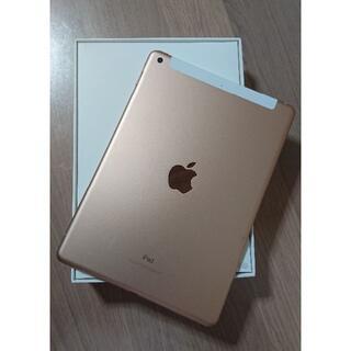 Apple - iPad6 Wi-Fi+Cellular  32GB ゴールド