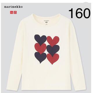 マリメッコ(marimekko)のmarimekko UNIQLO 2020AW  長袖カットソー(Tシャツ/カットソー)