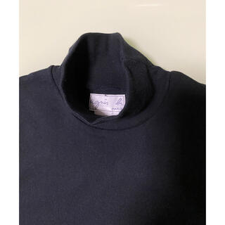 agnes b. - アニエスベー ハイネックノースリーブTシャツ