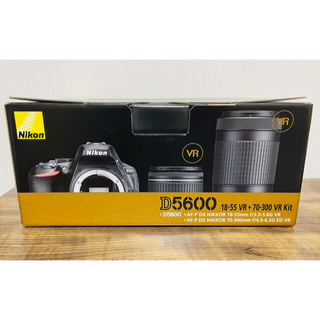 Nikon - ★期間限定セール★ 新品 Nikon D5600 タフルスームキット