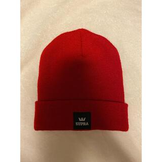 スープラ(SUPRA)のSUPRA ニット帽(ニット帽/ビーニー)