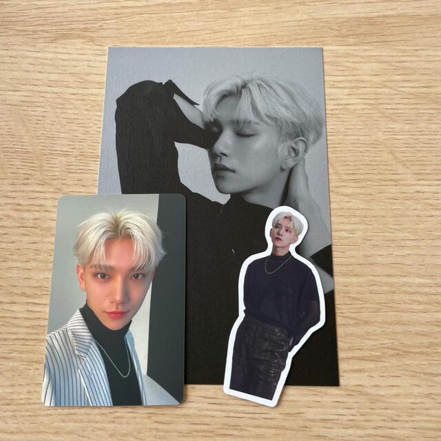 SEVENTEEN(セブンティーン)のシーグリ ジョシュア トレカ エンタメ/ホビーのCD(K-POP/アジア)の商品写真