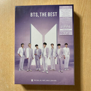 防弾少年団(BTS) - BTS,THE BEST 初回限定盤A Blu-ray 【未再生】