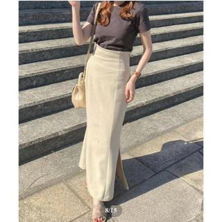snidel - 【新品】【即発送】Erme マーメイドスカート