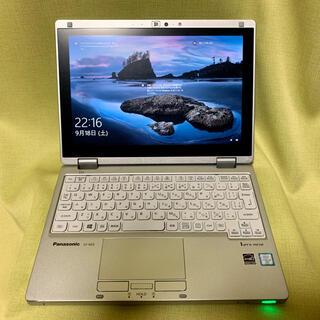 Panasonic - CF-RZ5PDRVS m5-6Y57 メモリ8GB SSD128GB
