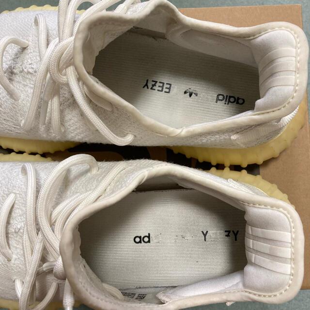 yeezy boost 350 v2 27.5cm メンズの靴/シューズ(スニーカー)の商品写真