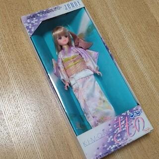 ジェニー バービー タカラ きもの 着物 TAKARA 人形 タカラバービー