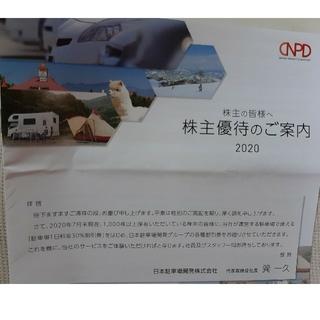 日本駐車場開発 株主優待(その他)