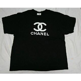 CHANEL Tシャツ XL used