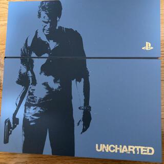 PlayStation4 - PS4本体 アンチャーテッドリミテッドエディション