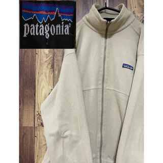 パタゴニア(patagonia)の【人気】patagonia パタゴニアジップアップフリース(ブルゾン)
