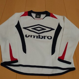 アンブロ(UMBRO)のumbro 長袖プラシャツ 120cm(ウェア)
