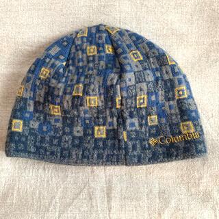 コロンビア(Columbia)のコロンビア ビーニーキャップ(ニット帽/ビーニー)