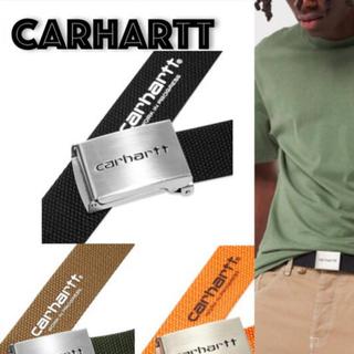 カーハート(carhartt)の人気☆Carhartt WIP  CHROME CLIP ベルト(ベルト)