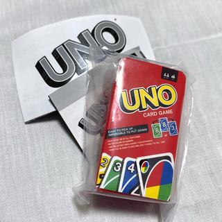 タカラトミー(Takara Tomy)のUNO ミニカードゲーム(トランプ/UNO)
