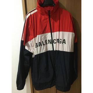 バレンシアガ(Balenciaga)のバレンシアガ 19aw トラックジャケット (ナイロンジャケット)