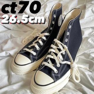 CONVERSE - 【海外限定】converse ct70 ハイカット Black 26.5cm