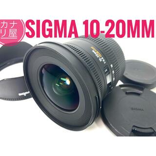 シグマ(SIGMA)の✨美品✨SIGMA 10-20mm f/3.5 EX DC HSM CANON(レンズ(ズーム))