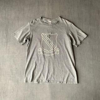 NUMBER (N)INE - NUMBER NINE エンブレム Tシャツ グレー 復刻 ナンバーナイン