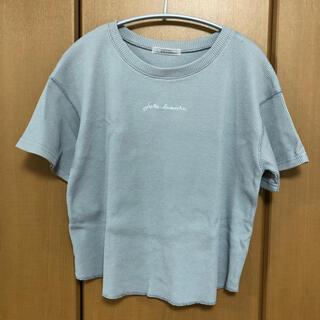 ナイスクラップ(NICE CLAUP)のNICE CLAUP ロゴTシャツ(Tシャツ(半袖/袖なし))