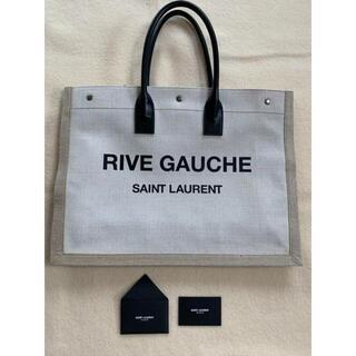 サンローラン(Saint Laurent)のサンローランリヴゴーシュトートバッグ 国内正規品 超美品(トートバッグ)