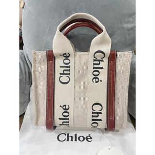 Chloe - 美品 クロエ chloe スモール トートバッグ