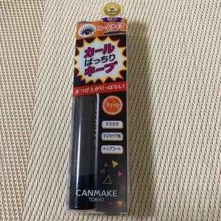 CANMAKE - キャンメイク(CANMAKE) クイックラッシュカーラー ブラック(1本入)
