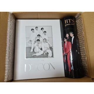 防弾少年団(BTS) - BTS DICON 写真集 Deluxe ver. グループ