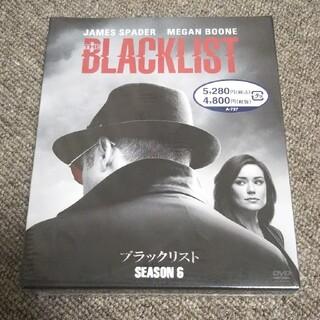 2395 ソフトシェル ブラックリスト シーズン6 BOX(TVドラマ)