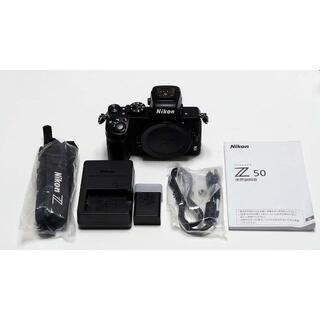 Nikon - 【美品】ニコン Z50 撮影700枚