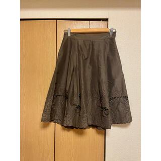 マックスマーラ(Max Mara)の最終価格 Max Mara  スカート(ひざ丈スカート)