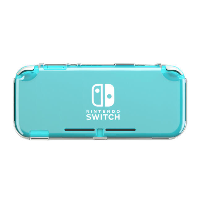 Switch Lite クリアケース ソフトケース カバー スマホ/家電/カメラのスマホアクセサリー(モバイルケース/カバー)の商品写真