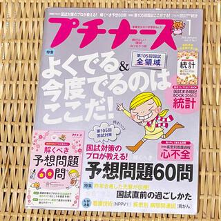プチナース 2016年 01月号(専門誌)