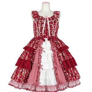 Angelic Pretty - Angelic Pretty Petit Bouquet ジャンパースカート