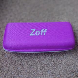 ゾフ(Zoff)のZOFF メガネケース(サングラス/メガネ)