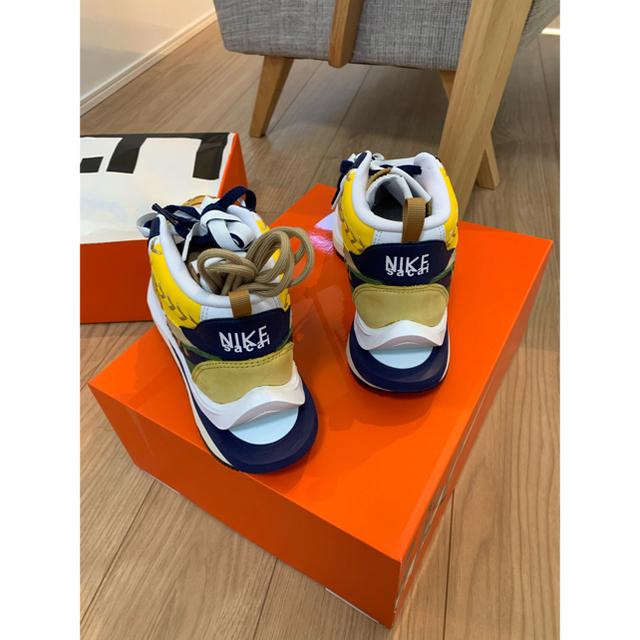 NIKE(ナイキ)のGAULTIER SACAI VAPOR WAFFLE MULTI-COLOR メンズの靴/シューズ(スニーカー)の商品写真